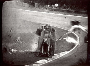 Dodelijke crash Gilles Villeneuve in Zolder