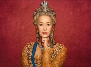 'Catherine The Great' fait son entrée royale dans l'option Movies & Series
