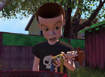 Sid Phillips - Toy Story