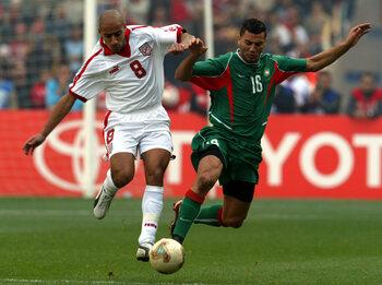 Tunisie - Maroc (14 février 2004)