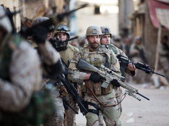 Dimanche : 'American Sniper'