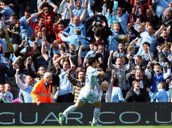 One day, one goal: au bout du suspens, Agüero offre le titre à City