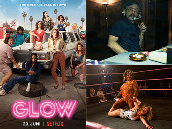 Must-see op Netflix: GLOW, seizoen 2!
