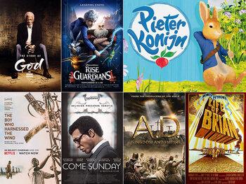 Pasen op Netflix, met deze tien films en series