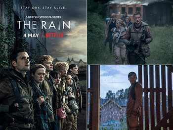 Deens, duister en donders goed: survival-thrillerserie 'The Rain'!