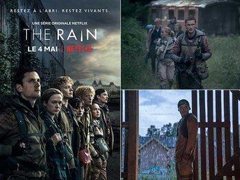 """Série: """"The Rain"""", l'Apocalypse née de la pluie"""