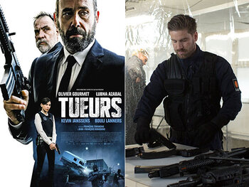 Interview: Kevin Janssens over 'Tueurs'