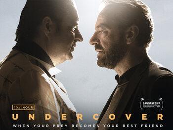 Spannend: Undercover met Tom Waes, vanaf 28 mei bij Proximus Movies & Series