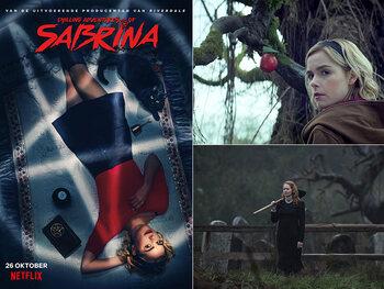 Chilling Adventures of Sabrina: donker en spooky