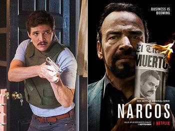 Narcos, seizoen 3: wie volgt Pablo op?