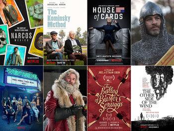 Netflix in november: deze films en series staan op het menu