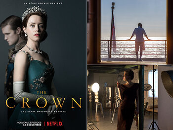 A découvrir sur Netflix: The Crown, saison 2