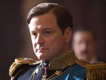 Colin Firth : Le discours d'un roi