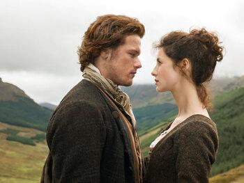 zijn Outlander co sterren dating liefde dating beelden