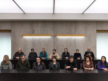 Het proces van Frie en twaalf juryleden