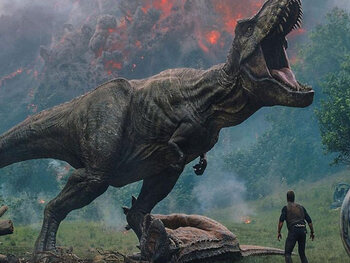 Top 5: 3. Jurassic World: Fallen Kingdom