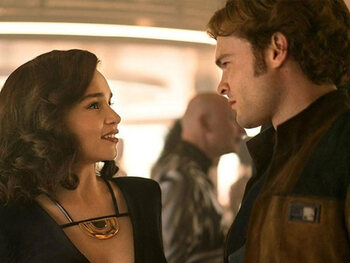 Top 5: 2. Solo : A Star Wars Story