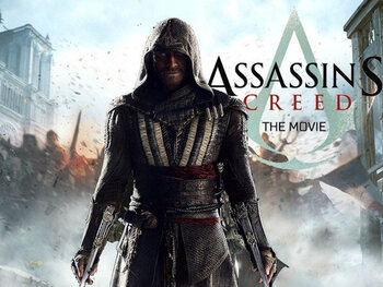 Top 5: 4. Assassin's Creed