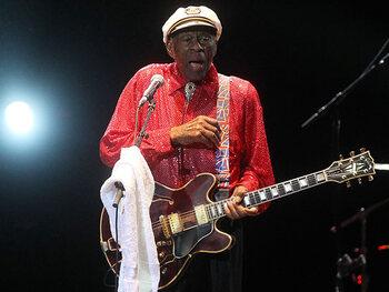 Chuck Berry (18/10/1926 - 18/03/2017)