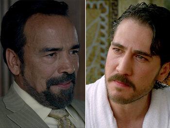 Pacho Herrera en Gilberto Rodriguez Orejuela