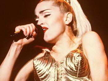 Madonna, une blonde dévorée d'ambition