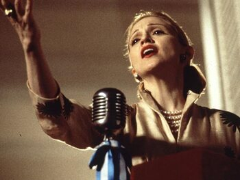 Don't cry for me Madonna