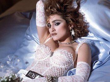 Niet-zo-maagdelijke Madonna