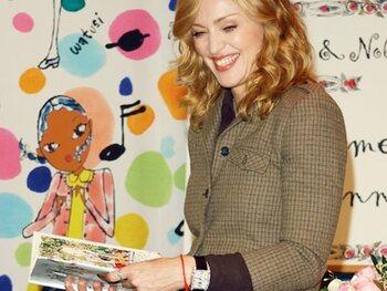 Thee-en-koekjes Madonna