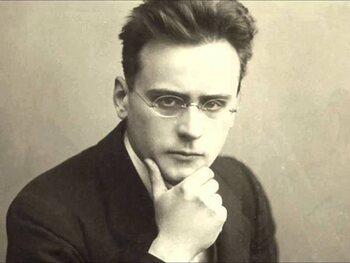 Anton Webern (1883 - 1945)