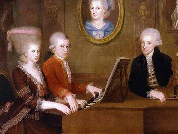 Amadeus Wolfgang Mozart (1756 - 1791)