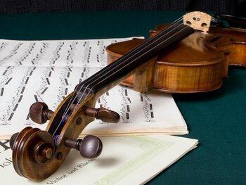 De notities van Vivaldi