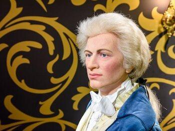Mozart met een kater