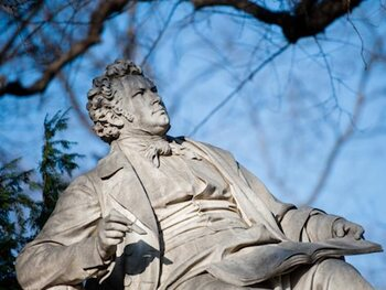 Schubert en zijn onafgewerkte symfonie