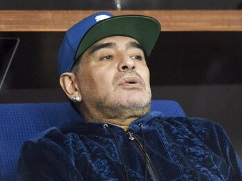 Maradona (1) vs Engeland (1986)