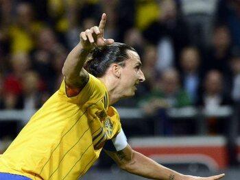 Zlatan Ibrahimovic vs Engeland (2012)