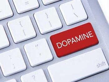 Aanmaak van dopamine
