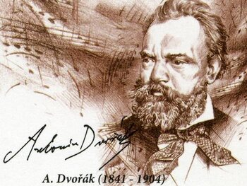 La 9e Symphonie d'Antonín Dvorák