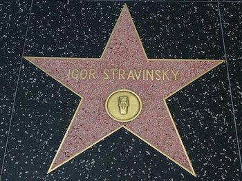 De Lentewijding van Igor Stravinsky