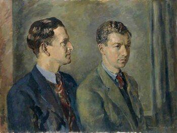 Peter Pears en Benjamin Britten