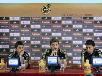 Iker Casillas/Alvaro Arbeloa