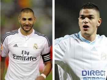 Karim Benzema/Hatem Ben Arfa