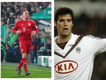 Franck Ribéry/Yoann Gourcuff