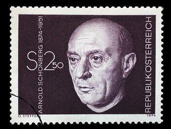 Arnold Schoenberg was bang voor het getal 13