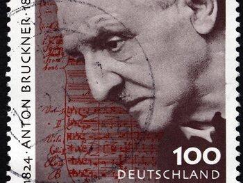 Anton Bruckner was nogal obsessief