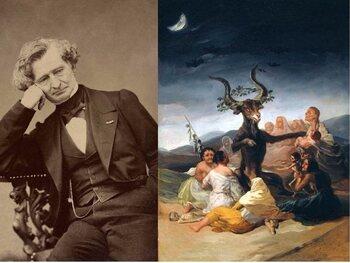 Droom van een heksensabbat - van Hector Berlioz (1830)