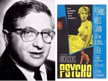 Psycho – van Bernard Herrmann (1960)