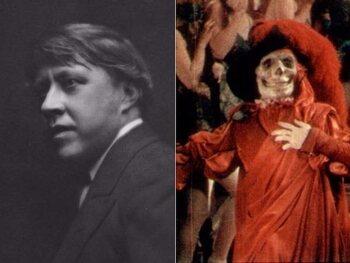 Het Masker van de Rode Dood - van André Caplet (1923)