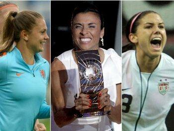 Les 11 plus gros salaires du foot féminin