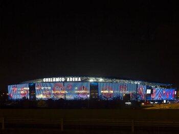 Ghelamco Arena, Gand