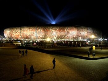 Soccer City, Johannesburg